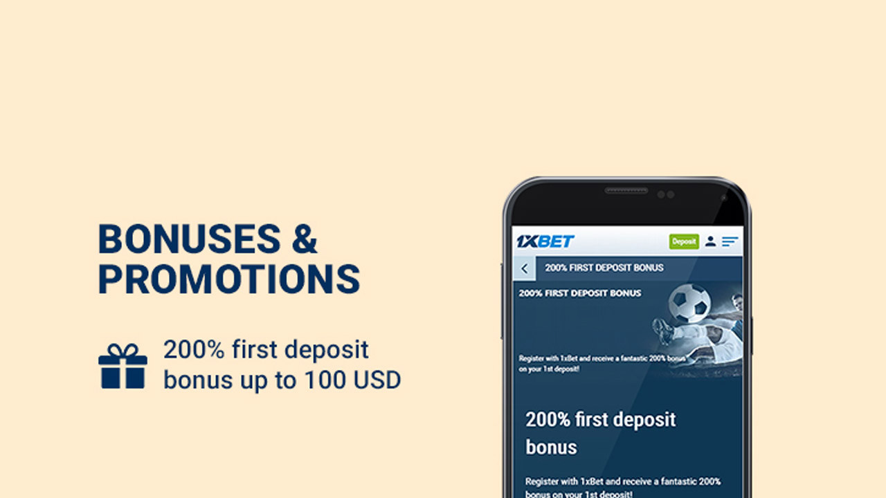1xBet download apk